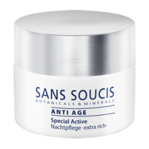 Sans Soucis Anti Age Special Active Night Care -extra rich-